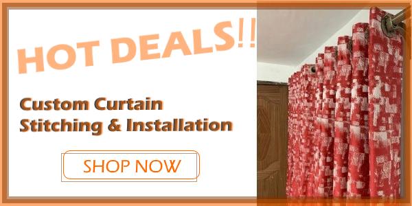 Curtain deal hot essart ke