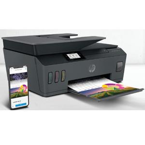 HP Smart Tank 530 AiO Printer:E EUR/RU