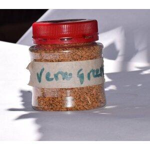 Organic Fenu Greek seeds (200gm)