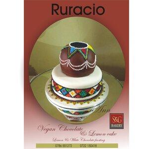 PRE-WEDDING CAKE: RURACIO 020