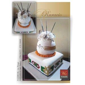 PRE-WEDDING CAKE: RURACIO 018
