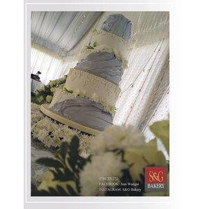 WEDDING CAKE, Marbling 015