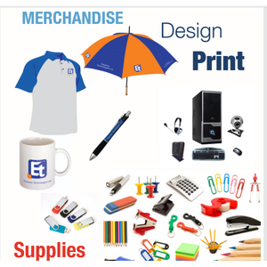 Supplies and Branding