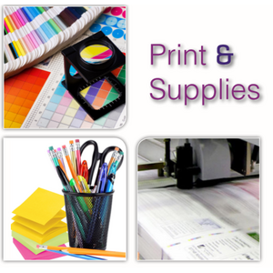 Printing Services and school supplies