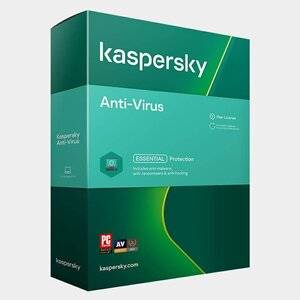 Kaspersky (KAV) Antivirus EA Edition
